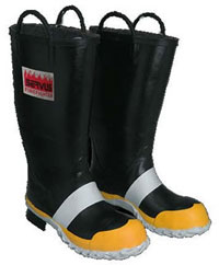SERVUS1454 Fire Fighting Boots